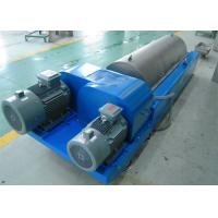 Wholesale Horizontal Liquid Solid Separation Centrifuge Drum Diameter 350Mm PLC Control from china suppliers