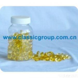 Grape seed oil pills