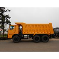 Buy cheap Transport Semi Trailer Mining Transporter With Dual Enclosed Door from wholesalers
