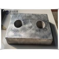 Wholesale Condenser anodes, hull anodes for anti corrosion and cathodic protection from china suppliers