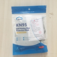 Wholesale Foldable Personal Protective Valve KN95 Respirator Earloop Mask from china suppliers