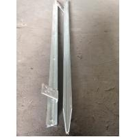 Buy cheap HDG Welding Angle Iron Earth Ground Anchor Length 1M-3M Spike from wholesalers