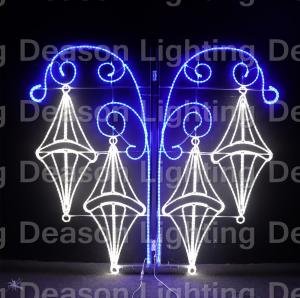 Wholesale christmas outdoor pole lights from china suppliers