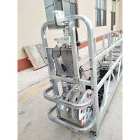 Wholesale Hot Galvanized Electric Suspended Platform High Load Capacity 800KG from china suppliers