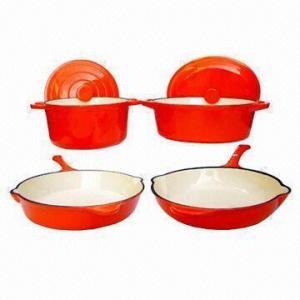 enameled cast iron cookware set quality enameled cast