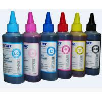 Wholesale Textile color dye sublimation ink for refill ink cartridge inkjet printer heat transfer to sublimation paper polyester f from china suppliers
