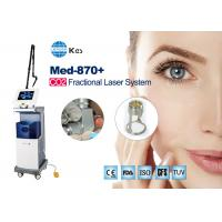 China 2017 KES factory latest scar Acne Removal Skin Resurfacing Laser Equipment co2 fractional laser medical machine MED-870+ wholesale