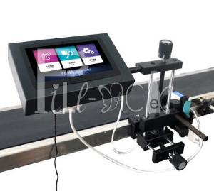 Wholesale 75m/Min High Resolution Inkjet Coder Printer machine For Logo from china suppliers