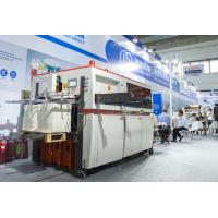 Roll Paper Automatic Die Cutter , Commercial Die Cutting