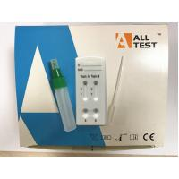 Buy cheap CE Lateral Flow Immunochromatographic Assays Clostridium difficile Toxin A+ from wholesalers