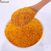 Wholesale Cell Wall Broken 100% Natural Organic Raw Honey Bee Pollen Powder Food Grade from china suppliers