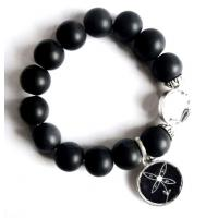 black semi precious gemstones quality black semi