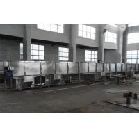 Wholesale Hot Filling Drink Piston Filling Machine Electric Bottle Sterilizer Heat By Coiled Pipe Hot Vapor from china suppliers
