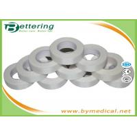 China 1.25cm First Aid Surgical Adhesive Silk Tape with zig zag edge medical silk tape wholesale