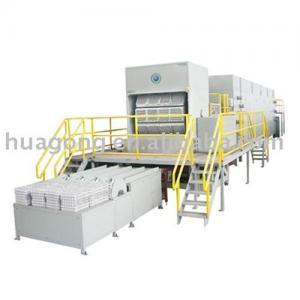 China Pulp molding egg tray machine on sale
