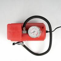 Wholesale Red Vehicle Air Compressors Mini Air Pump Dc 12v 10ft Cord For Car  Bicycle from china suppliers