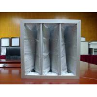 Wholesale Activated Charcoal House Air Filters , Dust Collector Filter Bags Varied Rated Air Flow from china suppliers