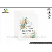 Wholesale paper greeting cards from paper greeting cards supplier wholesale customized design paper greeting cards film lamination coating wedding party card from china suppliers m4hsunfo
