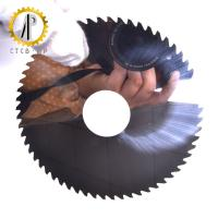 Wholesale High Strength Solid Carbide Saw Blade / Slitting Saw Blades For Metal Working from china suppliers