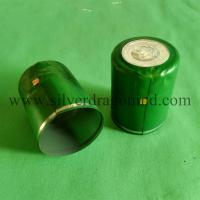 PVC shrink capsules with tear strip for olive oil