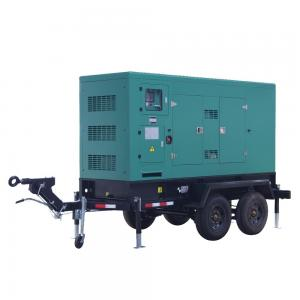 China 460KW 575KVA Silent Diesel Generator Sets With Cummins KTAA19-G6 Engine on sale