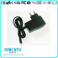 China 12V1A power adapter with CE listed wholesale