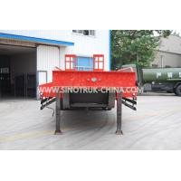 Wholesale 60T load capacity  low bed semi-trailer 3 axles 315/80R22.5  tyres  ABS  Optional JOST support leg from china suppliers
