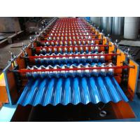 Wholesale Manual / hydraulic decoiler corrugated roof panel rool forming / sheet forming machine from china suppliers