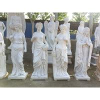 Wholesale Indoor grace lady marble sculptures park marble stone statues ,China stone carving Sculpture supplier from china suppliers
