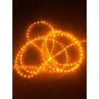 Wholesale Orange outdoor led rope lights from china suppliers