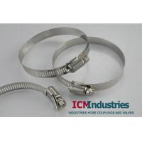 Wholesale 2015 hot sale worm drive hose clamp american type from china suppliers