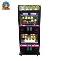 Wholesale Stand Up Toy Crane Machines , Keymaster Sneaker Machine Multi Color from china suppliers