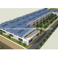 Wholesale Pre Engineered Metal Modular Warehouse Buildings Short Fabrication Time from china suppliers