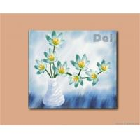 Simple Style Custom Decorative Oil Painting Printing On Paper / Canvas