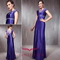 Wholesale blue cocktail dresses on sale ,  low straight cocktail gowns for wholesale from china suppliers