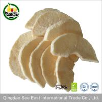 Freeze Dried Apple Chips green food 100% NO ADDITIVES Chinese instant fruit emergency food