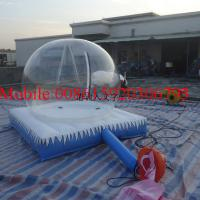 Inflatable Clear Tent Outdoor Camping Inflatable Clear Air Dome Tent Of Item 102908457