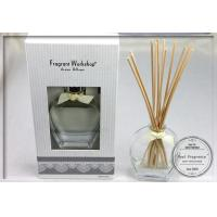 Lemon essential oil reed diffuser room fragrance diffuser for sale