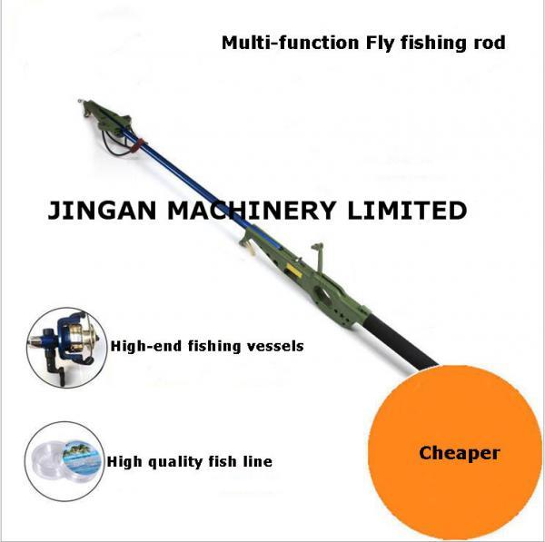 Spear gun fishing gun of item 105396573 for Fishing spears for sale