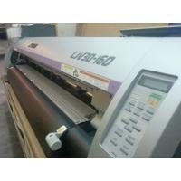 eco solvent print and cut machine