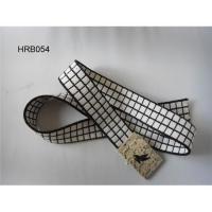 Cotton belt,jacquard webbing, woven canvas belt