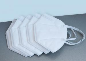 Wholesale Adult Earhook Type Disposable Kn95 Foldable Mask Anti Dust from china suppliers