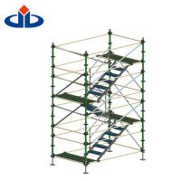 Wholesale Layher Ringlock Scaffolding System Cantilever Stair Tower Scaffolding from china suppliers
