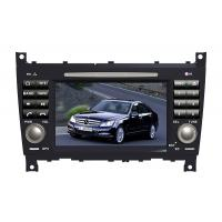 Wholesale Replacement WIFI 3G C class Mercedes Benz GPS Navigation System with Bluetooth from china suppliers