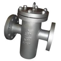 Wholesale 2 Inch Basket Type Strainer A216wcb Body Industrial Basket Strainer 100LB ASME B16.34 from china suppliers