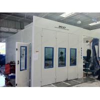 Wholesale High Safety Guaranteed Spray Booth from china suppliers