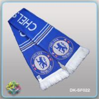 Knitting Pattern For A Football Scarf : Knitted Football Scarf of dowellerknitting