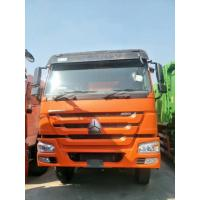Wholesale Howo 420hp Second Hand Heavy Vehicles Dump Truck 6 X 4 Right Hand Drive from china suppliers