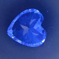 Wholesale Zircon (Cubic Zirconia) Heart Shape from china suppliers