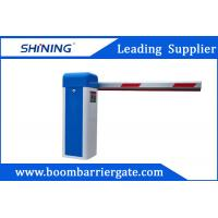 Wholesale AC 220V Heavy Duty Boom Barrier Gate Automatic Barrier with Reader from china suppliers